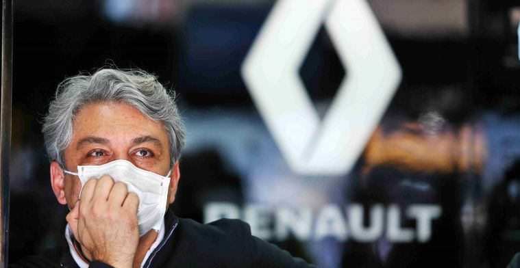 Why Renault chose an Italian in this important position
