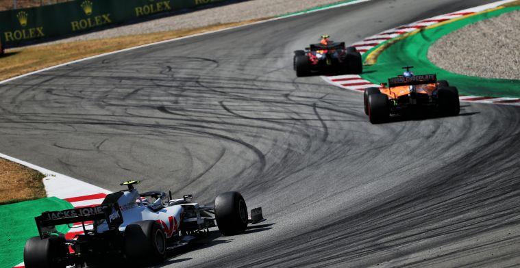 Circuit de Barcelona-Catalunya undergoing alterations -  this is changing