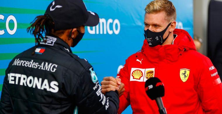 """Schumacher gaat goed met naam om: """"Ik ken hem, hij is allesbehalve verwaand"""