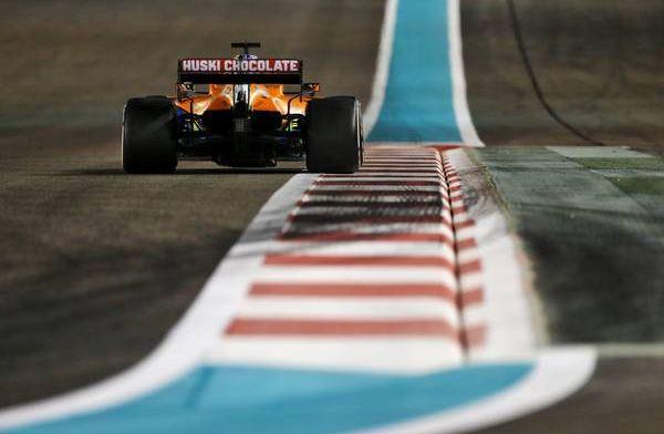 McLaren geeft hint over kleuren MCL35M