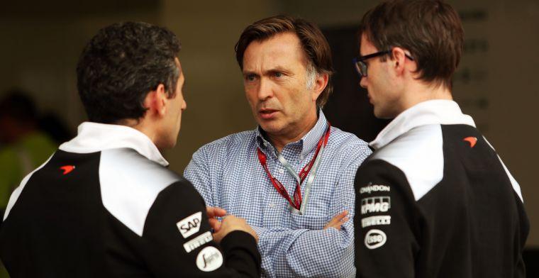 """Nieuwe CEO Williams: """"Wil de sociale rol van autosport sterker benadrukken"""""""