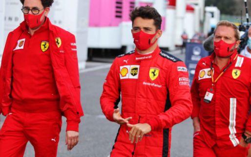 Binotto ziet Leclerc als leider van het Ferrari team opstaan