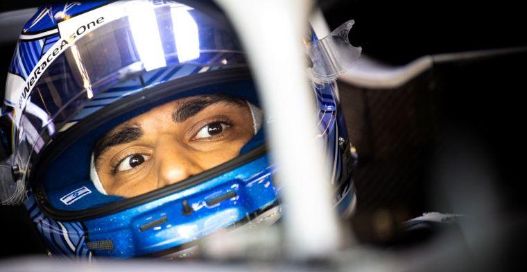 Nissany verlengt zijn contract met Williams