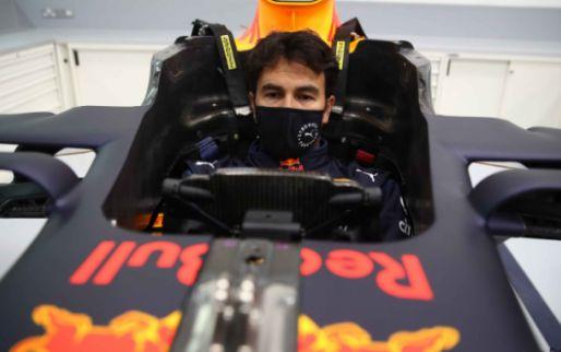 Perez verwacht uitdagende strijd: 'We weten allemaal hoe getalenteerd Max is'
