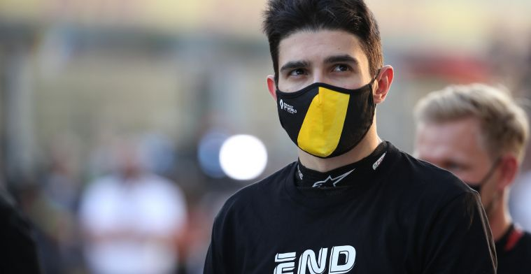 Ocon's transition not so easy: 'I thought I could just do the same thing'