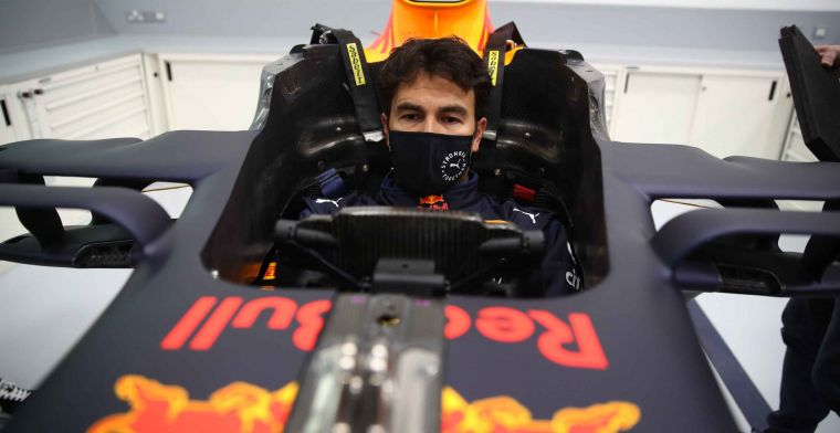 Perez expects challenging battle: 'We all know how talented Max is'