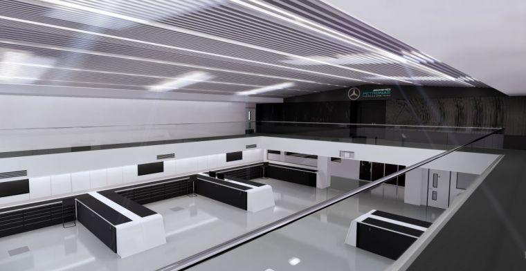 Mercedes will finally renew BAR-era workshop