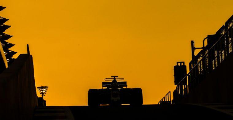 Dit is de volledige kalender van de Formule 1 in 2021