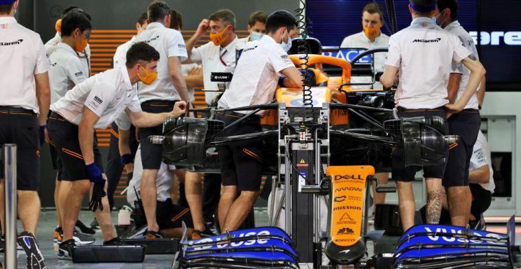 McLaren zeer tevreden met samenwerking Mercedes na late start