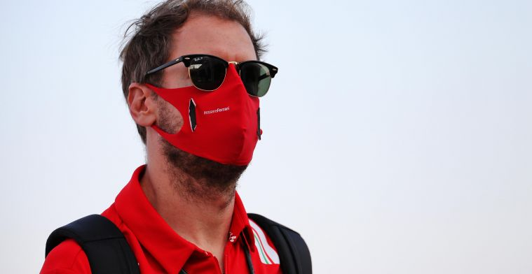 Vettel on missing out on the title: 'Something is missing of course'