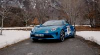 Image: Ocon gets a taste of WRC with Alpine at Monte Carlo Rally