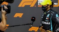 Image: Still no contract extension for Hamilton: 'Took that risk himself'