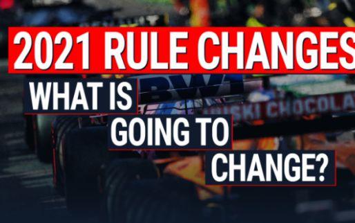VIDEO | Welke reglementen gaan er veranderen in 2021?