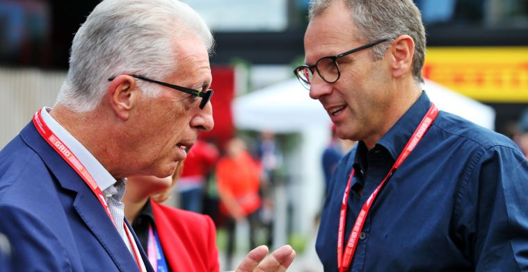 Formula 1 considers rotating different circuits