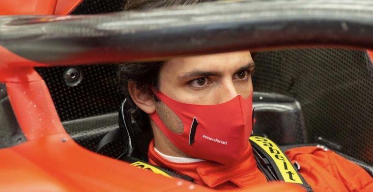 Sainz zet traditie van Vettel voort, maar heeft jullie hulp nodig!