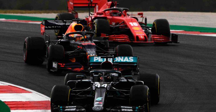 Hoe staan Ferrari, Mercedes en Renault tegenover een motorbevriezing?