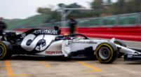 Image: 'Five days of testing at Imola for AlphaTauri, with 2021 car already in action'