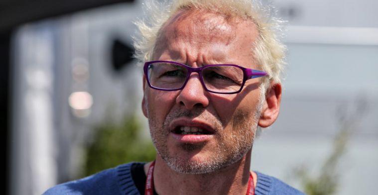 Stroll laughs at analyst Villeneuve: Then it must be true