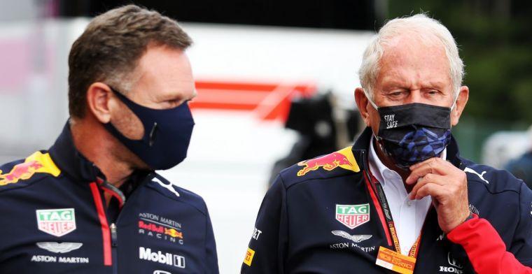 Marko zet Mercedes op één: We zijn niet verblind door het succes