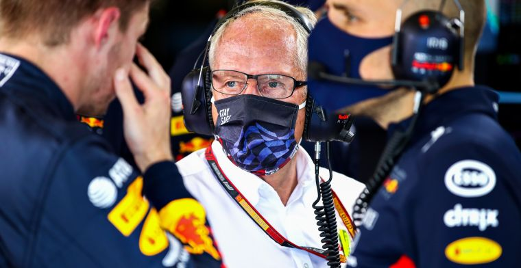 Marko: 'I don't think those teams will pose a threat to us'