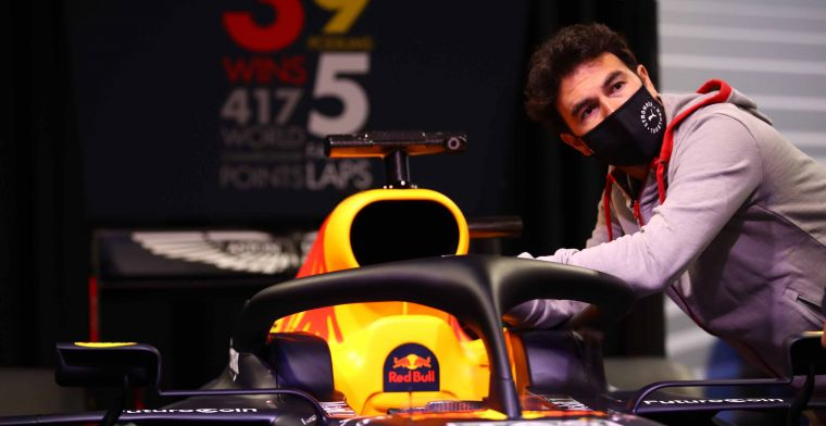 How did Sergio Perez get to Red Bull? His career so far...