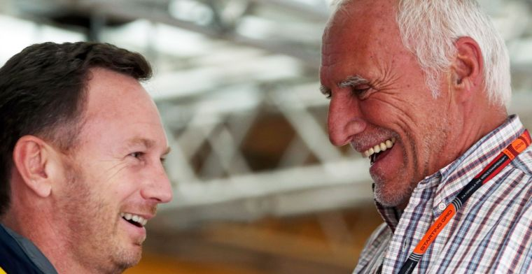 The unique relationship between Dieter Mateschitz and the team bosses at Red Bull