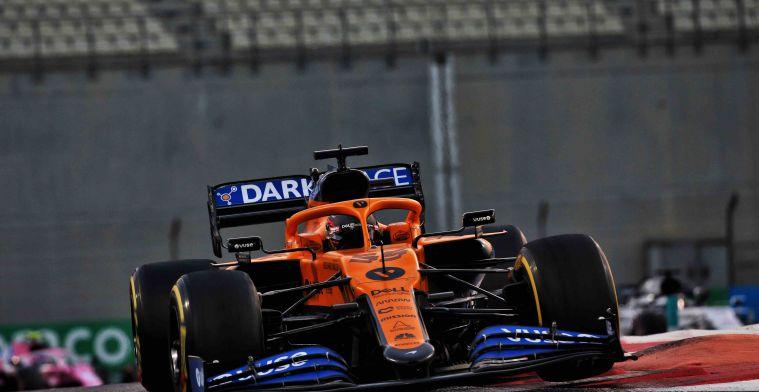 McLaren looft Mercedes: Super professioneel, echt indrukwekkend