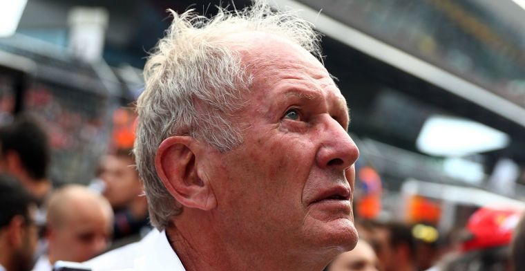 Marko about Steiner: 'Hope he will be able to keep it under control