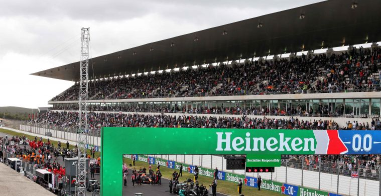 Domenicali wants to see crowds in the stands again by the end of 2021