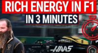 Image: Rich Energy, William Storey and Haas explained in under three minutes