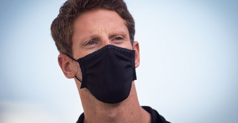 Grosjean two months after accident: Haven't had any mental problems