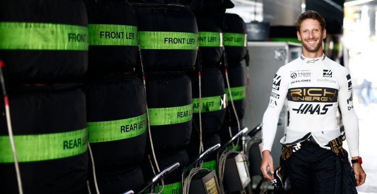 Grosjean versus zijn teamgenoten: Zo deed hij het de afgelopen twaalf jaar in F1