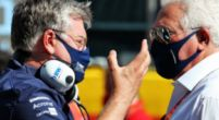 Image: Hughes believes Aston Martin could have a shot at second place this year