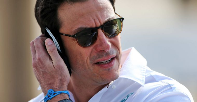 Wolff also infected with coronavirus: 'That actually came out of nowhere'