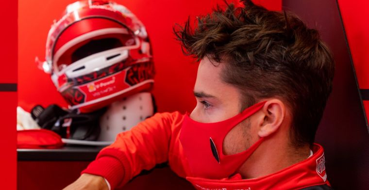 Has Charles Leclerc tested negative yet? Ferrari driver spotted in Maranello