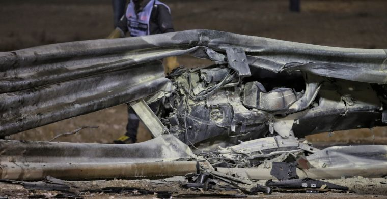 FIA uses major accidents from 2020 for development of simulation software