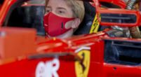 Image: Shwartzman improves own Fiorano time by half a second during Ferrari test