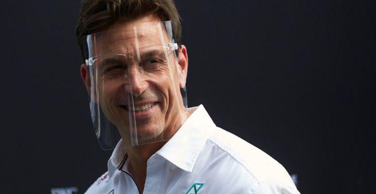 Mercedes: Zal interessant zijn hoe hij tegenover Verstappen staat