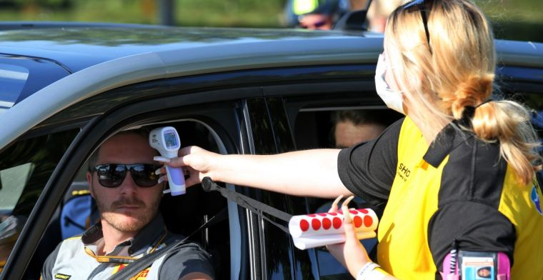 F1 drivers disproportionately positive for Covid, vaccination the solution?