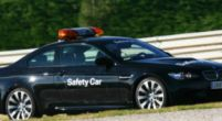 Afbeelding: Bizar: Safety car en medical car gestolen van Engels circuit