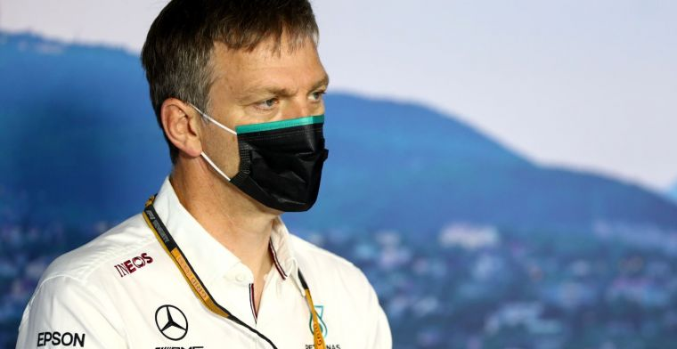 Mercedes: 'New rules bring the car back to 2019 levels'