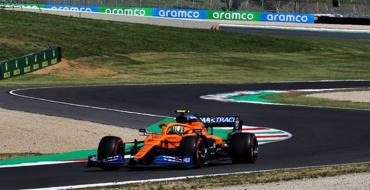 McLaren: 'Had to fundamentally change the chassis and gearbox'