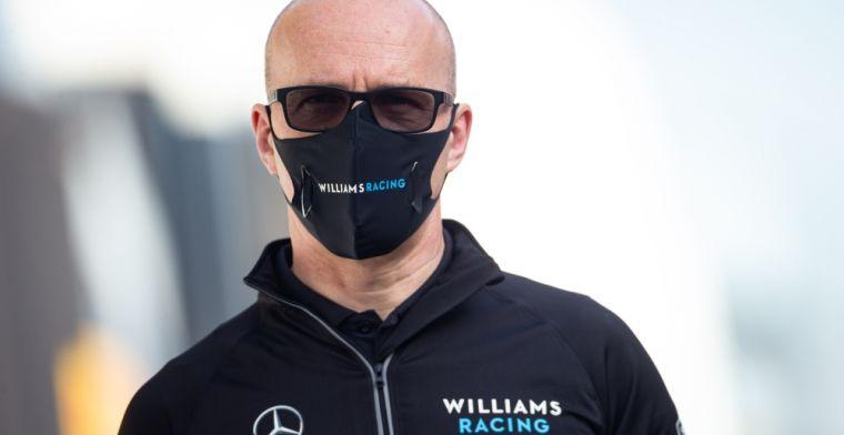 Williams offert 2021 niet op: 'Maar we kunnen nergens te laat mee zijn'