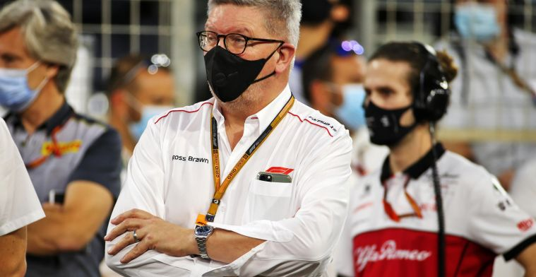 Brawn to stay on as F1's technical chief: 'That's what keeps me motivated'