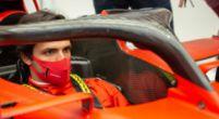 Afbeelding: Prachtige beelden in Fiorano: Sainz maakt 'eindelijk' zijn debuut voor Ferrari