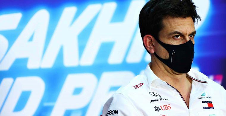Hiermee bewijst Mercedes het ongelijk van Red Bull-adviseur Marko!