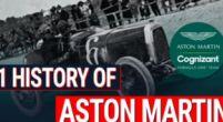 Afbeelding: De geschiedenis van Aston Martin in de Formule 1
