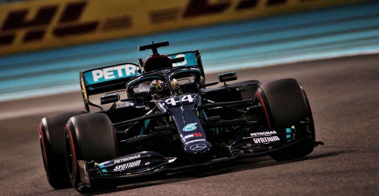 Jordan: 'Mercedes dominance is a problem for Formula 1'