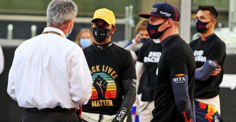 Hamilton: 'Hierom is Senna mijn held, hij had ook het systeem tegen zich'