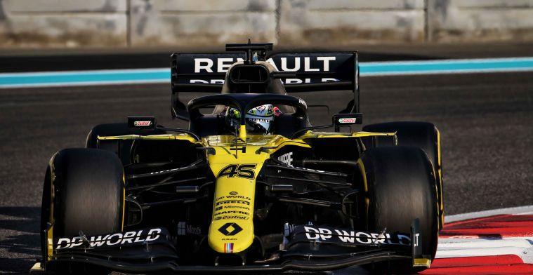 Het is tijd voor Renault om eigen jeugd de kans te geven in F1